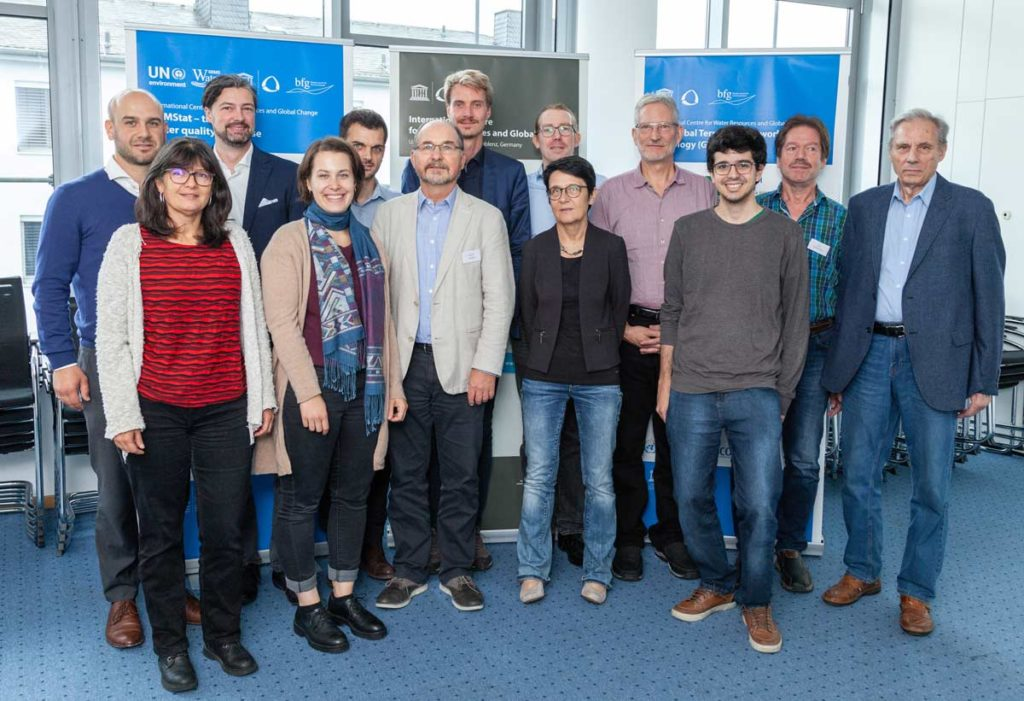 The Global Terrestrial Network for Hydrology met on 25-27 September 2019 for its 9th biennial panel meeting at the International Centre for Water Resources and Global Change (ICWRGC) in Koblenz, Germany.